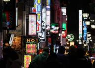 March 30, 2020, Tokyo, Japan - This picture shows Japan