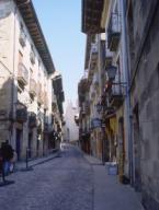 CALLE MAYOR. Localización: EXTERIOR. FUENTERRABIA / HONDARRIBIA. Guipuzcoa. ESPAÑA.CALLE MAYOR. Location: EXTERIOR. FUENTERRABIA / HONDARRIBIA. Guipuzcoa. SPAIN.. Album / Oronoz. Guipuzcoa SPAIN.