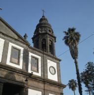 FACHADA PRINCIPAL - S XIX - ANTES IGLESIA DE SANTA MARIA DE LOS REMEDIOS (1515) - FOTO AÑOS 60. Localización: CATEDRAL. LA LAGUNA. TENERIFE. ESPAÑA.FACHADA PRINCIPAL - S XIX - ANTES IGLESIA DE SANTA MARIA DE LOS REMEDIOS (1515) - FOTO AÑOS 60. Location: CATEDRAL. LA LAGUNA. TENERIFFA. SPAIN.. Album / Oronoz. TENERIFFA SPAIN.