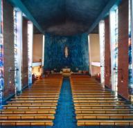 Iglesia de les LLars Mundet.Iglesia de les LLars Mundet.. Album / Ramon Manent. .