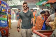 CHRIS HEMSWORTH en TYLER RAKE (2020) -Título original: EXTRACTION-, dirigida por SAM HARGRAVE. Título inglés: EXTRACTION.CHRIS HEMSWORTH in TYLER RAKE (2020) -Original title: EXTRACTION-, directed by SAM HARGRAVE. English title: EXTRACTION.. Netflix / AGBO / India Take One Productions / T.G.I.M Films / Album. .  , CHRIS HEMSWORTH,  ;