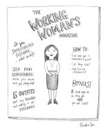 The Working Woman\'s Magazine