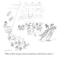 """""""Folks, if that's not government interference I don't know what is."""""""