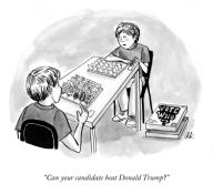 """Can your candidate beat Donald Trump?"""