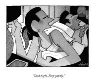 """Good night. Sleep quietly"