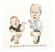 Biden\'s Secret Debate-Prep Techniques