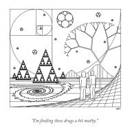 """""""I\'m finding these drugs a bit mathy"""