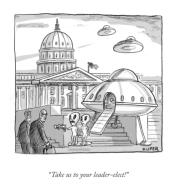 """""""Take us to your leader-elect"""