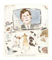 Tucker Carlson Goes to the Dogs