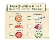 Ranked Voting in N.Y.C