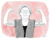 She was warned. Nevertheless she persisted