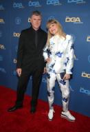 72nd Annual Directors Guild Of America Awards held at The Ritz Carlton Featuring: Catherine Hardwicke, Jamie Marshall Where: Los Angeles, California, United States When: 25 Jan 2020 Credit: Faye