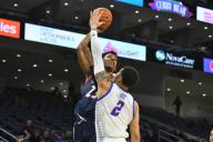 December 14, 2019: Braelen Bridges (23) of the Illinois-Chicago Flames in action during the non-conference NCAA game between DePaul vs UIC at Wintrust Area in Chicago, Illinois. Dean Reid/CSM.