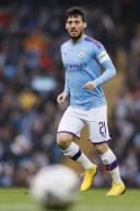 January 26, 2020, Manchester, United Kingdom: David Silva of Manchester City during the FA Cup match at the Etihad Stadium, Manchester. Picture date: 26th January 2020. Picture credit should read: James Wilson/