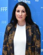 21 February 2020, Berlin: 70th Berlinale, reception FilmFernsehFonds Bayern: Producer Minu Barati. The International Film Festival takes place from 20.02. to 01.03.2020. Photo: Jens Kalaene/dpa-Zentralbild/