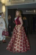 Nastassja Kinski attends the premiere of