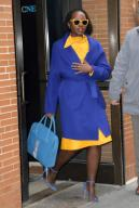 Lupita Nyong o out and about for Celebrity Candids - WED, The View studios, New York, NY December 11, 2019. Photo By: Kristin Callahan/Everett Collection