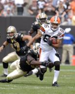 Browns vs Saints